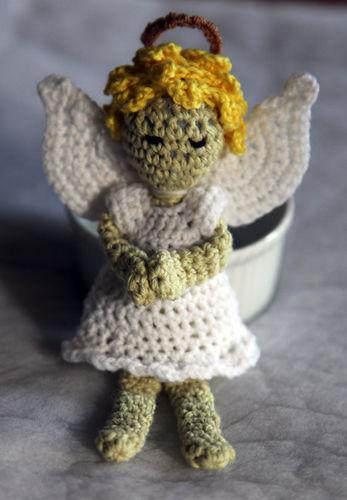 Makerist - Ange de Noël - Créations de crochet - 3