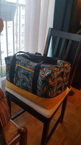 Makerist - Mon sac Georges - Créations de couture - 1