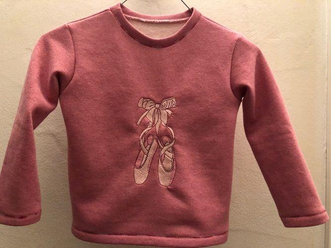 Makerist - Ballerina-Shirt - Nähprojekte - 2
