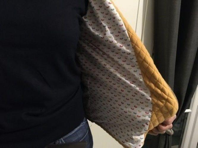 Makerist - La veste Japon, veste en jersey matelassé - Créations de couture - 2