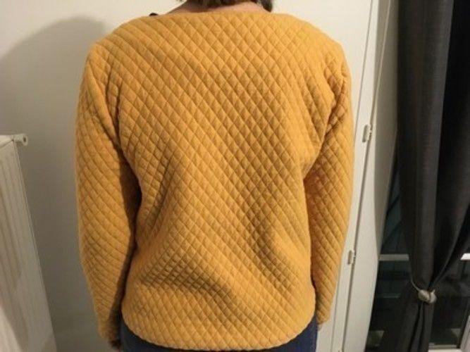 Makerist - La veste Japon, veste en jersey matelassé - Créations de couture - 3
