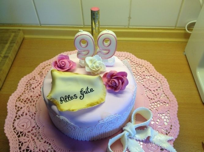 Makerist - 99er Geburtstag  - Torten, Cake Pops und Cupcakes - 2