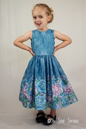 Makerist - The Latona Dress T4 - Sewing Showcase - 1