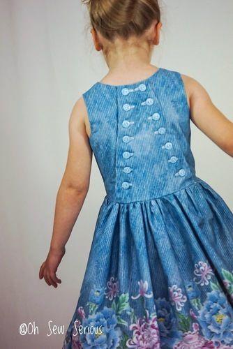 Makerist - The Latona Dress T4 - Sewing Showcase - 2