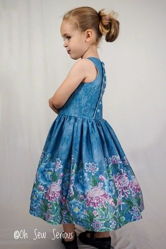 Makerist - The Latona Dress T4 - Sewing Showcase - 3
