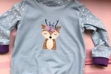 Makerist - Pullover/Shirt Pele für meine Enkelkinder - 1
