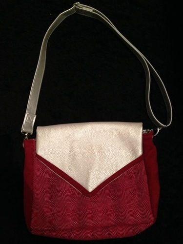 Makerist - Besace Janis - Créations de couture - 1