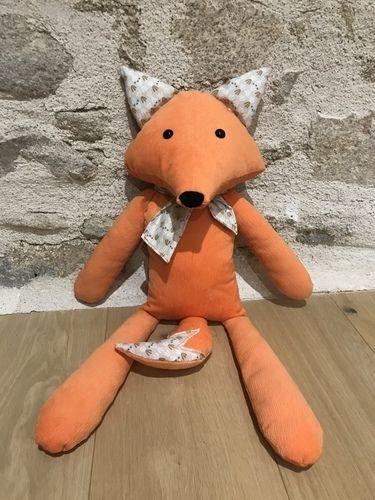 Makerist - Renardeau le petit renard  - Créations de couture - 1