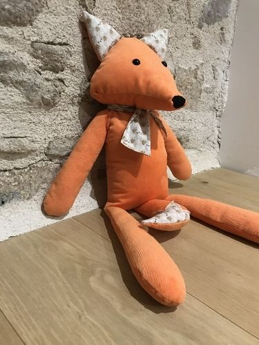 Makerist - Renardeau le petit renard  - Créations de couture - 2