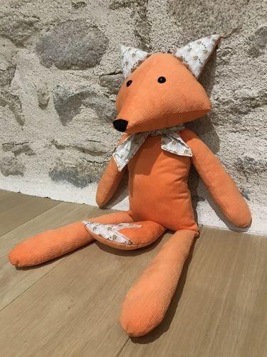 Makerist - Renardeau le petit renard  - Créations de couture - 3