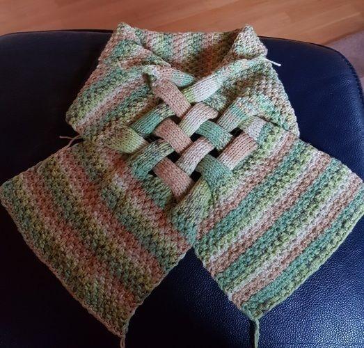Makerist - Schal und Mütze - Strickprojekte - 1