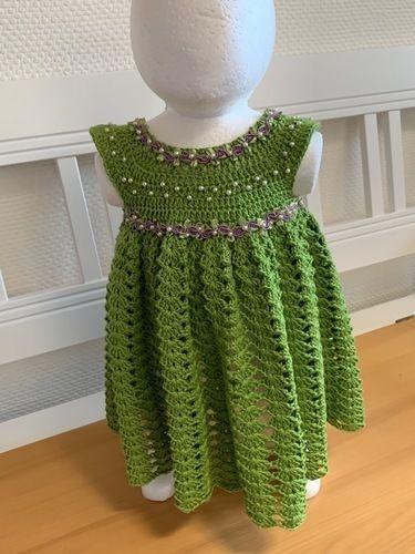 Makerist - festliches Sommerkleidchen (2-3 Jahre) - Häkelprojekte - 1