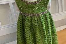 Makerist - festliches Sommerkleidchen (2-3 Jahre) - 1