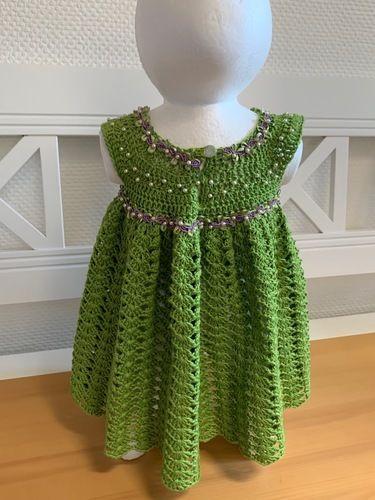 Makerist - festliches Sommerkleidchen (2-3 Jahre) - Häkelprojekte - 3