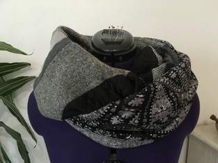 Makerist - Resteverwertung Patchwork Schal  - 1