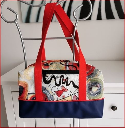 Makerist - Sac mini-Georges - Créations de couture - 2