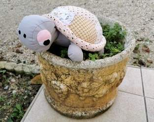 Makerist - Peluche tortue - 1