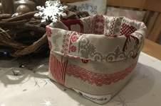 Makerist - Weihnachtliches Utensilo  - 1