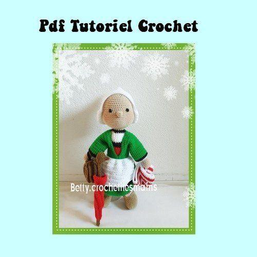 Makerist -  BECASSINE - Créations de crochet - 1