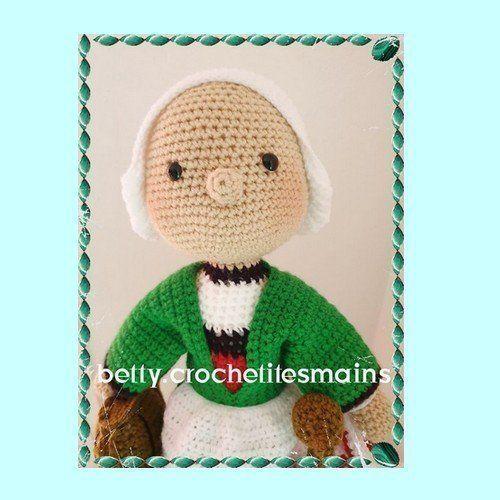 Makerist -  BECASSINE - Créations de crochet - 2