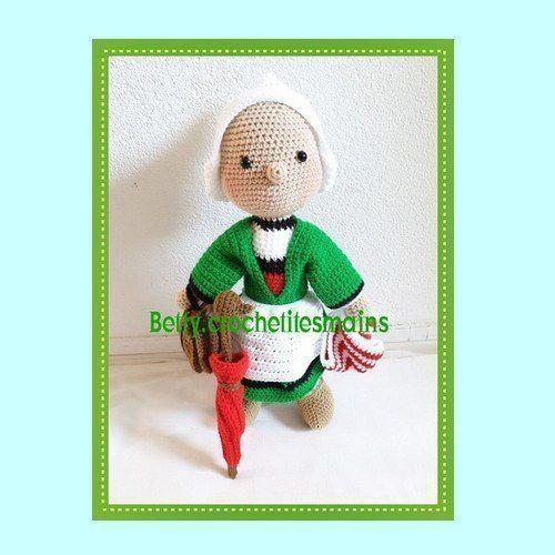 Makerist -  BECASSINE - Créations de crochet - 3