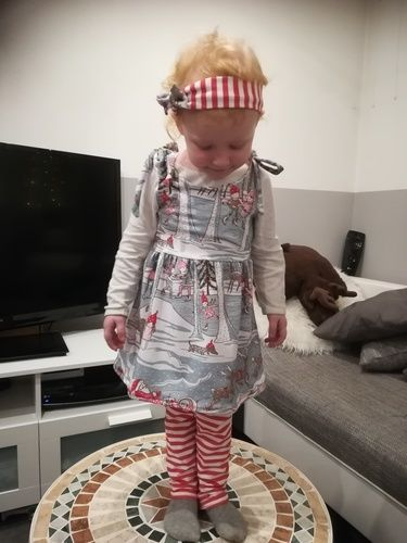 Makerist - Kleine Weihnachtselfe - Nähprojekte - 2