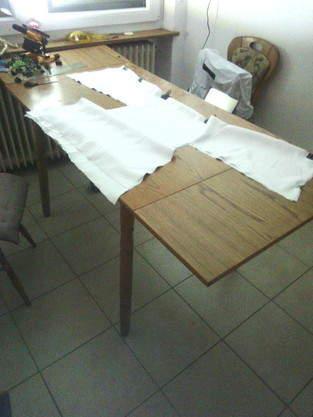 Makerist - Engelkostüme aus Polyester Satin für Grundschulkinder - 1