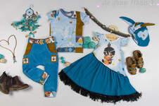 Makerist - Indianer-Kleidchen - 1
