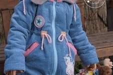 Makerist - Winterjacke für meine Tochter - 1