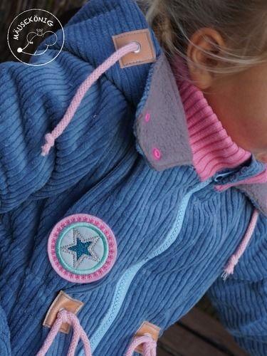 Makerist - Winterjacke für meine Tochter - Nähprojekte - 2