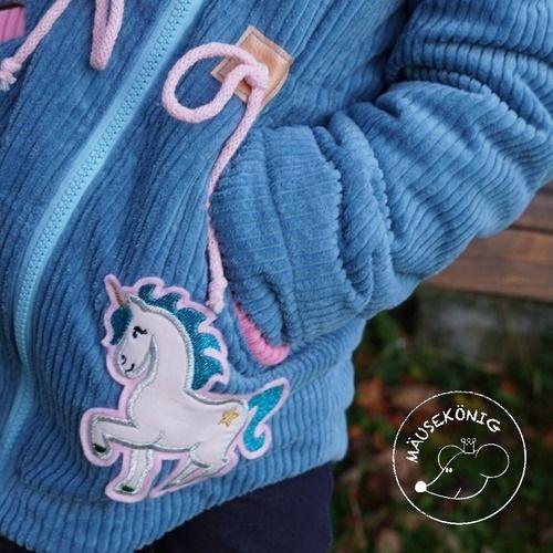 Makerist - Winterjacke für meine Tochter - Nähprojekte - 3