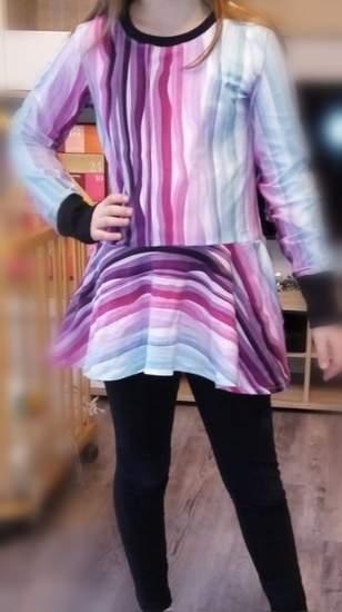 Schmales Mädchenshirt Rina