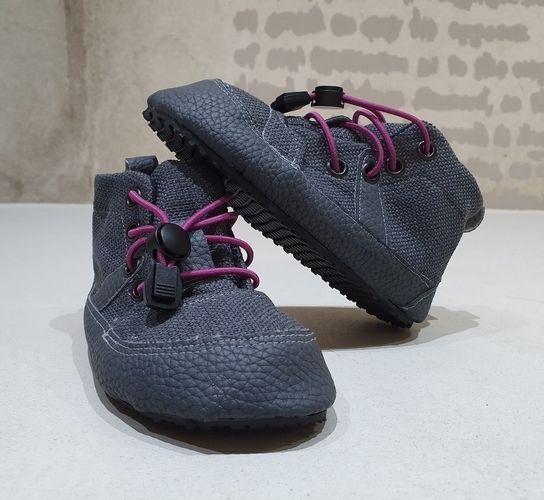 Makerist - Barfuss-Schuhe Gr. 27 - Nähprojekte - 1