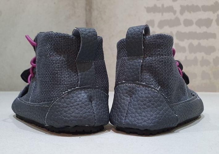 Makerist - Barfuss-Schuhe Gr. 27 - Nähprojekte - 2