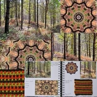 Makerist - Knitting Journal - May 2019 - Sandringham Estate, Norfolk, UK - 1