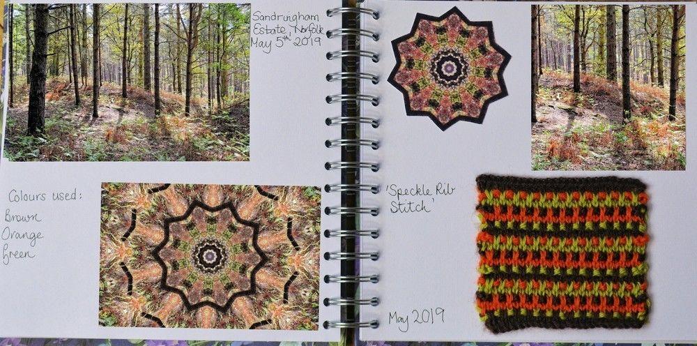 Makerist - Knitting Journal - May 2019 - Sandringham Estate, Norfolk, UK - Knitting Showcase - 2