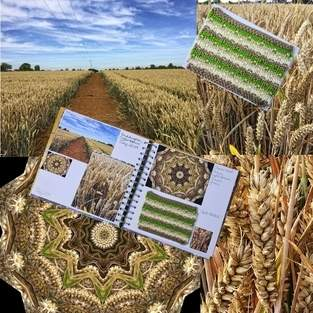 Makerist - Knitting Journal - July 2019 - Deddington, Oxfordshire, UK - 1