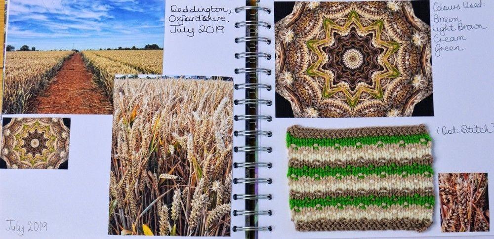 Makerist - Knitting Journal - July 2019 - Deddington, Oxfordshire, UK - Knitting Showcase - 2