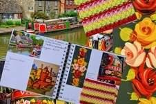 Makerist - Knitting Journal - August 2019 - Canal Museum, Northamptonshire, Uk - 1