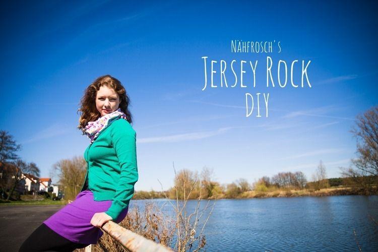 Makerist - Schneller Jersey Rock DIY - Nähprojekte - 1