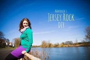 Makerist - Schneller Jersey Rock DIY - 1