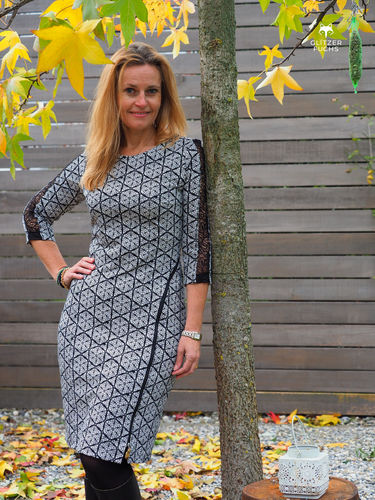 Makerist - Kleid Sarana von Schnittmusterlounge - Nähprojekte - 1