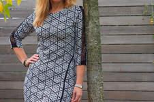 Makerist - Kleid Sarana von Schnittmusterlounge - 1