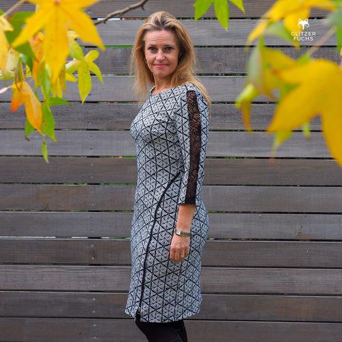 Makerist - Kleid Sarana von Schnittmusterlounge - Nähprojekte - 2