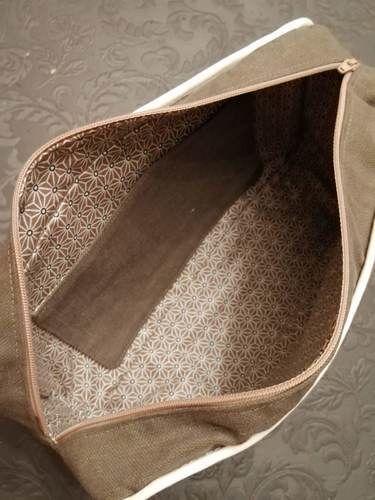 Makerist - Trousse de toilette TANE - Créations de couture - 2