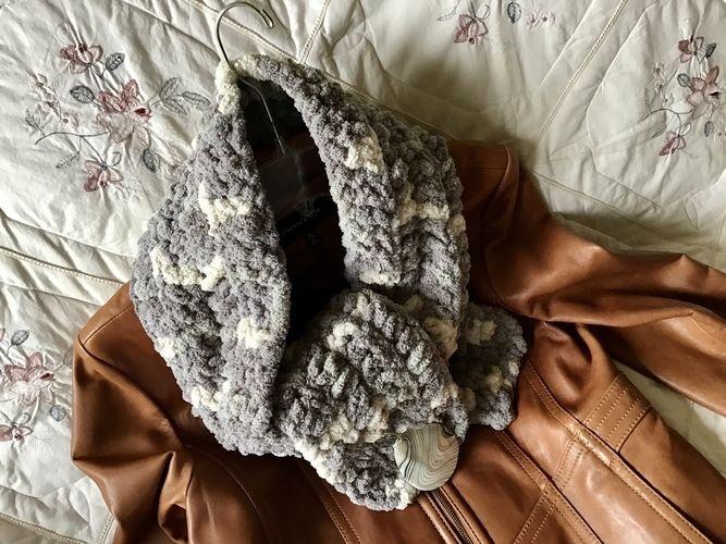 Makerist - The Polar Express Scarf - Crochet Showcase - 1