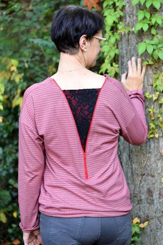 Makerist - Madita von Mamili1910 mit der besonderen Rückenansicht - Nähprojekte - 2