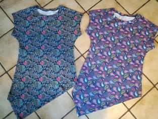 Makerist - MiToSa one tip Shirt Gr.158 aus Jersey. Superklasse!!! - 1