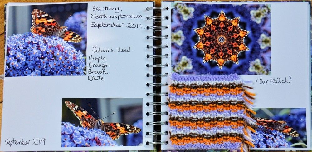 Makerist - Knitting Journal - September 2019 - Brackley, Northamptonshire, UK - Knitting Showcase - 2