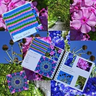 Makerist - Knitting Journal - November 2019 - Waterperry Gardens, Oxfordshire, UK - 1